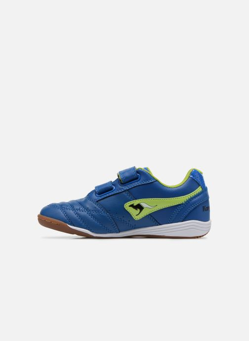 Trainers Kangaroos Power Court Blue front view