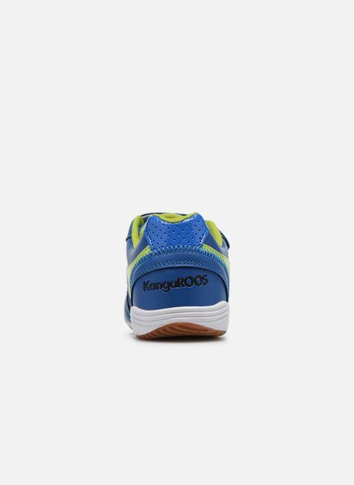 Sneakers Kangaroos Power Court Blauw rechts