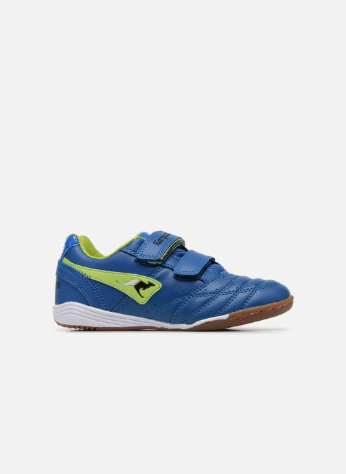 Trainers Kangaroos Power Court Blue back view