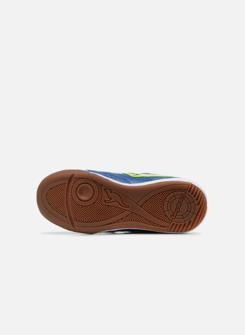 Sneakers Kangaroos Power Court Blauw boven