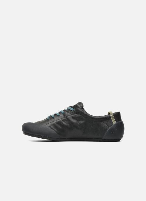 Sneaker Camper Peu Senda 20614 schwarz ansicht von vorne