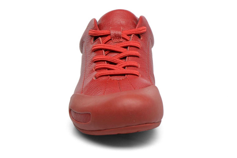 Baskets Camper Peu Senda 20614 Rouge vue portées chaussures