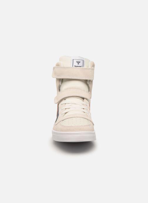 Sneakers Hummel Stadil JR Leather High Wit model