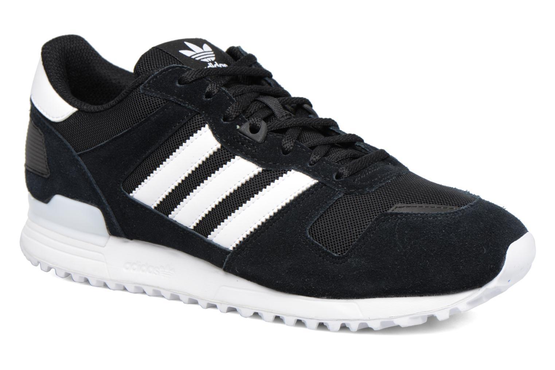 Baskets Adidas Originals Zx 700 Noir vue détail/paire