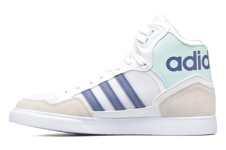 Baskets Adidas Originals Extaball W Blanc vue face