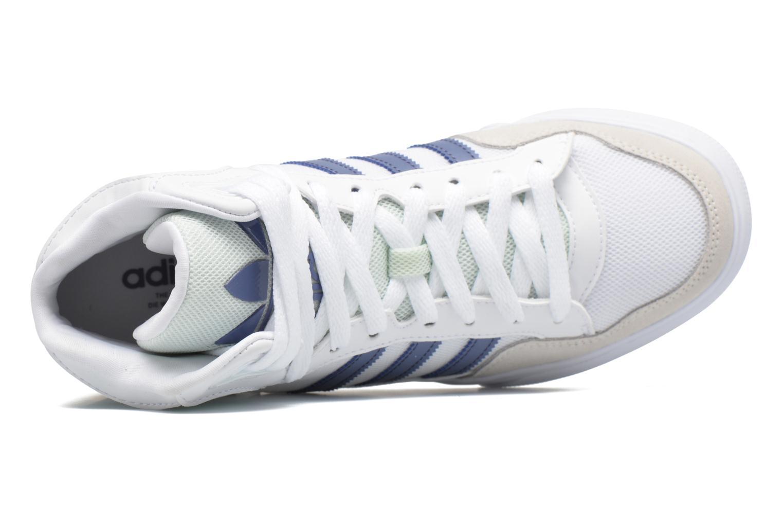 Baskets Adidas Originals Extaball W Blanc vue gauche