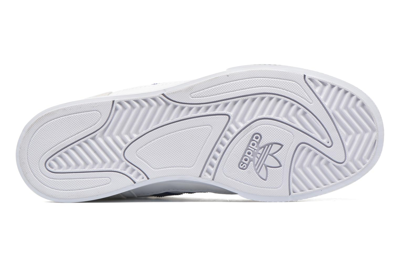 Baskets Adidas Originals Extaball W Blanc vue haut