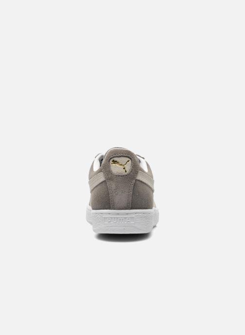 Sneakers Puma Suede Classic+ Grigio immagine destra