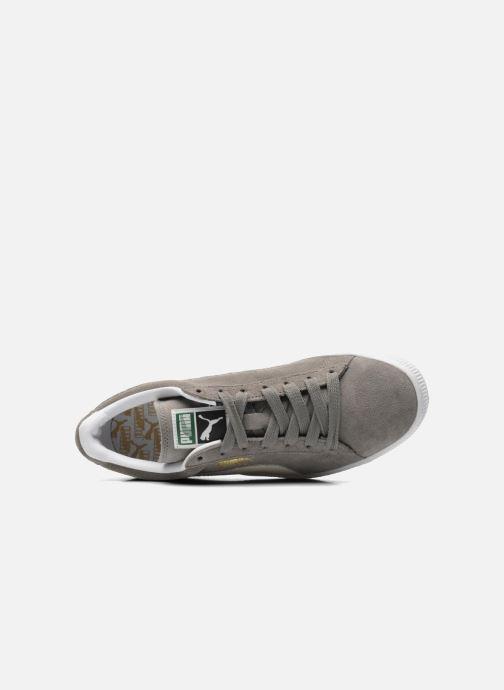 Sneakers Puma Suede Classic+ Grigio immagine sinistra
