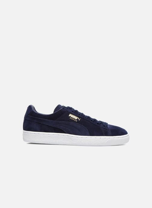Trainers Puma Suede Classic+ Blue back view