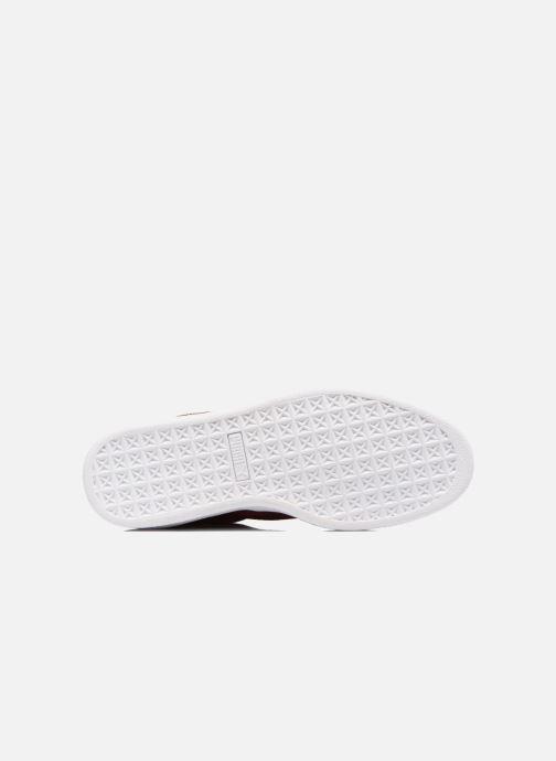 Sneakers Puma Suede Classic+ Bordò immagine dall'alto