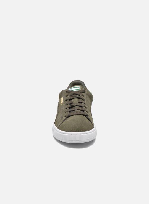 Sneakers Puma Suede Classic+ Grøn se skoene på