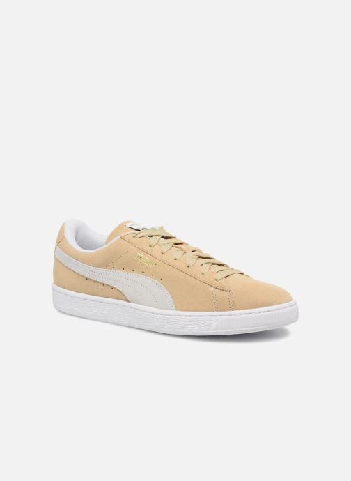 Sneakers Puma Suede Classic+ Beige detaljeret billede af skoene