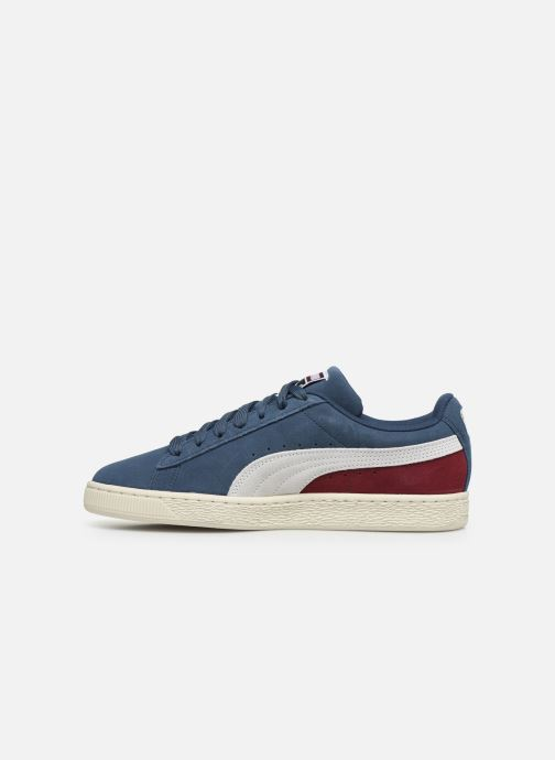 Trainers Puma Suede Classic+ Black front view