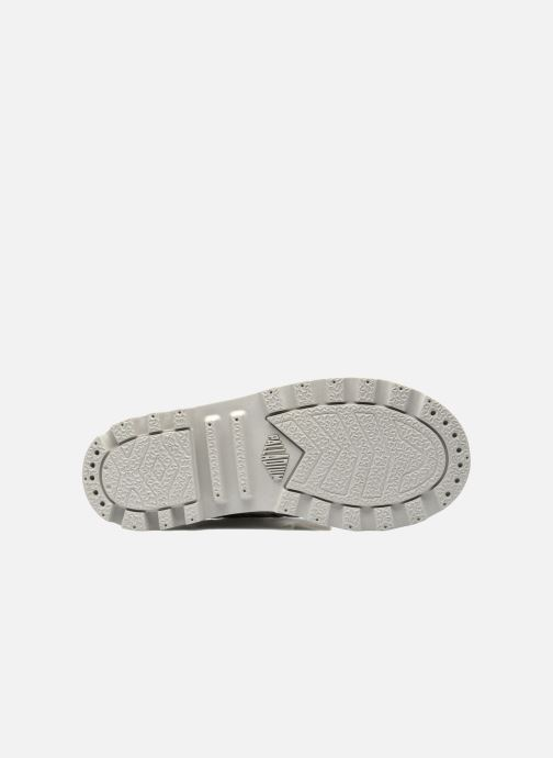 Ankle boots Palladium Baggy Kid Flag Grey view from above
