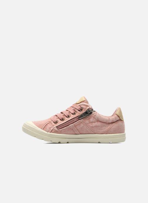 Sneakers P-L-D-M By Palladium FABIAN CVS Roze voorkant