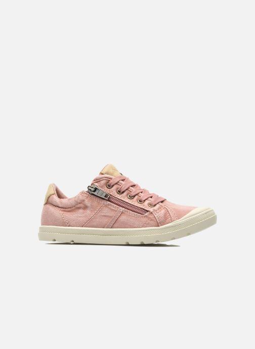 Sneakers P-L-D-M By Palladium FABIAN CVS Roze achterkant