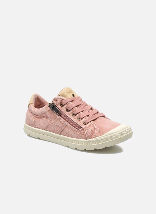 Sneakers P-L-D-M By Palladium FABIAN CVS Roze detail