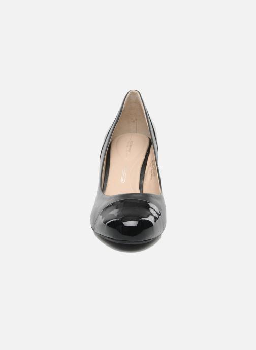 High heels Rockport Sto7H75 Color Block Pump Black model view