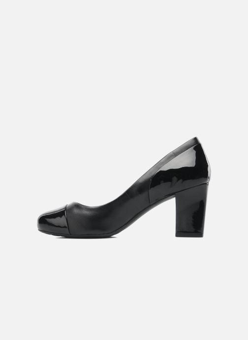 High heels Rockport Sto7H75 Color Block Pump Black front view