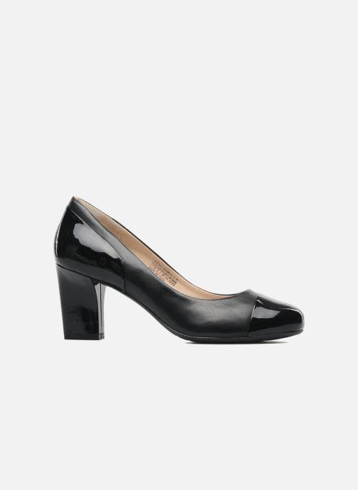 High heels Rockport Sto7H75 Color Block Pump Black back view
