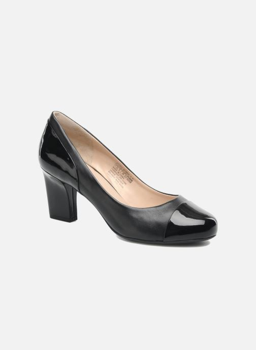 High heels Rockport Sto7H75 Color Block Pump Black detailed view/ Pair view