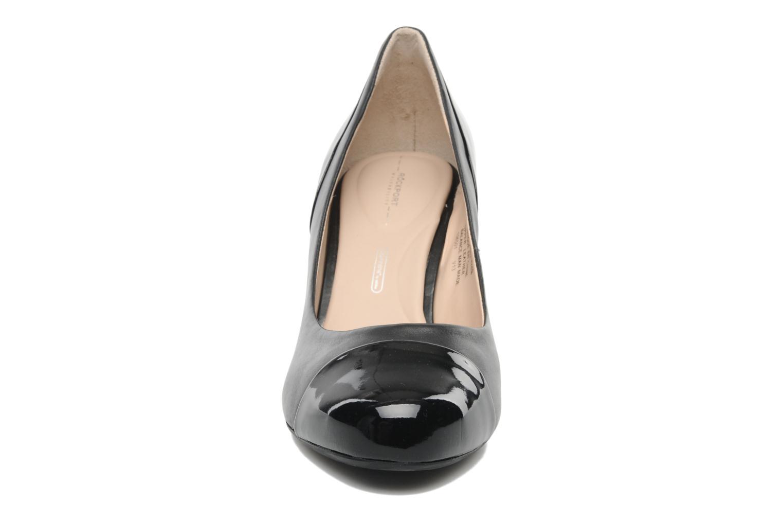 Escarpins Rockport Sto7H75 Color Block Pump Noir vue portées chaussures