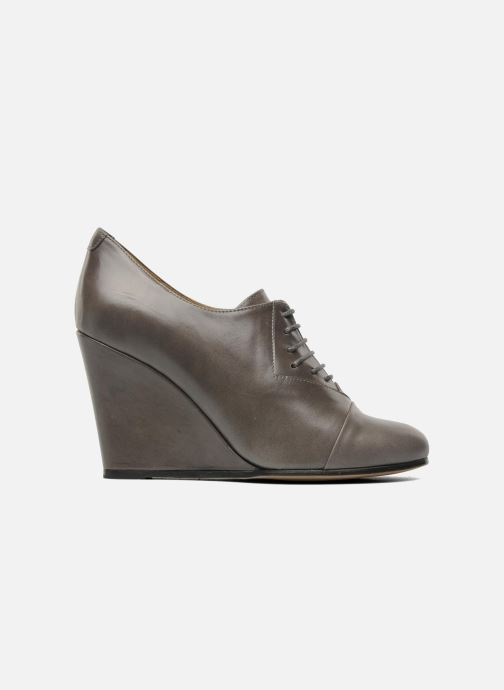 Veterschoenen Royal Republiq Neriya oxford shoe Grijs achterkant