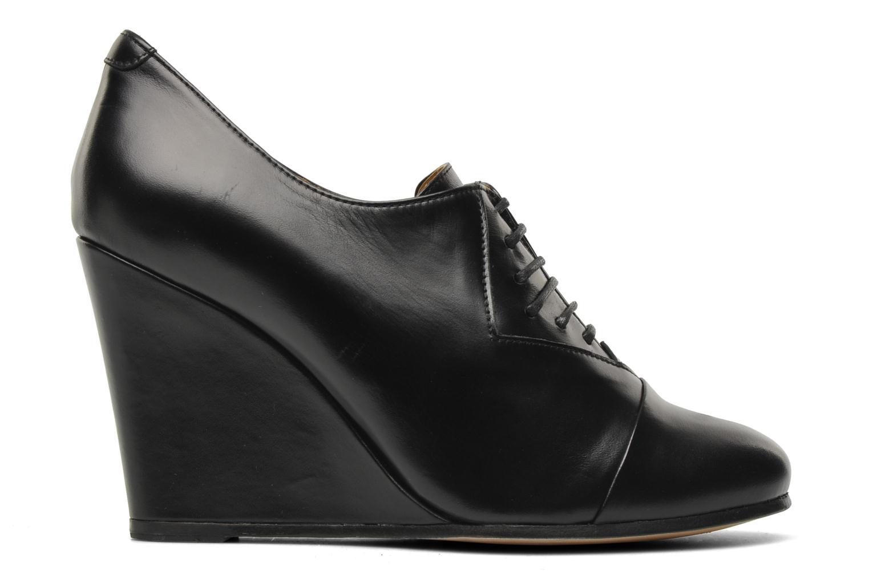 Scarpe con lacci Royal Republiq Neriya oxford shoe Nero immagine posteriore