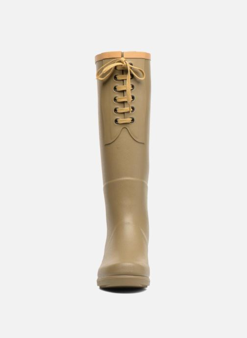 Boots & wellies Aigle Miss Juliette L Green model view