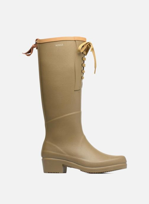 Boots & wellies Aigle Miss Juliette L Green back view