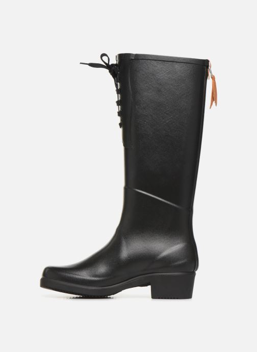 Støvler & gummistøvler Aigle Miss Juliette L Sort se forfra