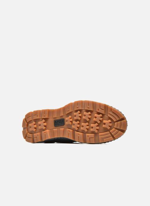 Sneakers Aigle Tenere Light Nero immagine dall'alto