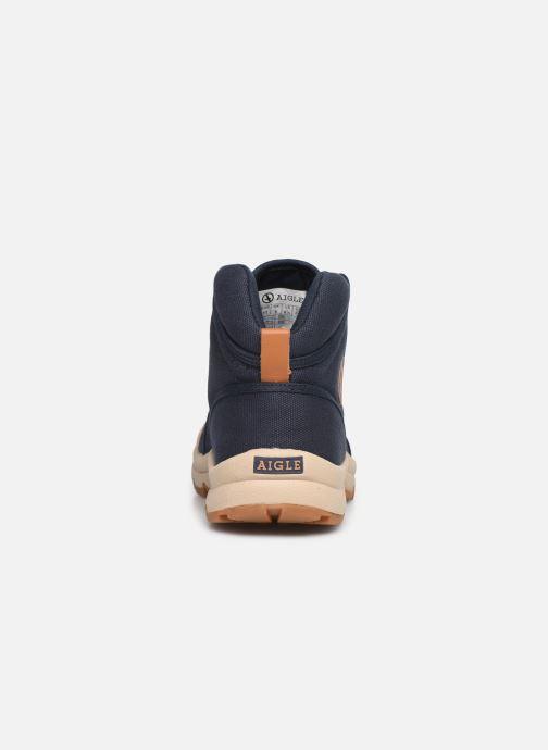 Sneakers Aigle Tenere Light Blauw rechts