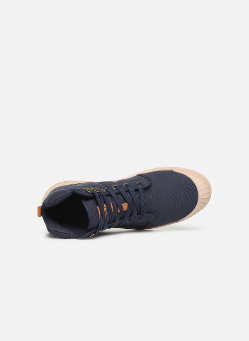 Sneakers Aigle Tenere Light Blauw links