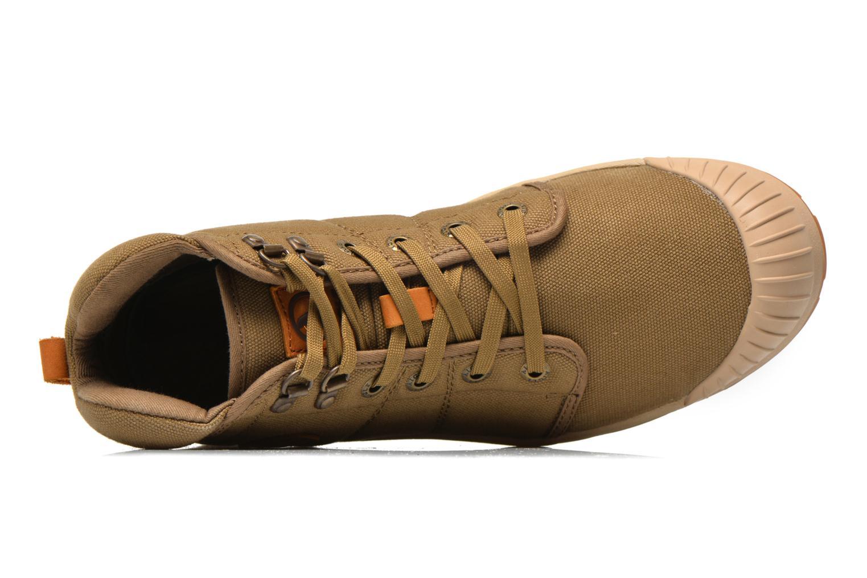 Boots en enkellaarsjes Aigle Tenere Light Beige links
