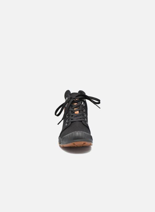 Baskets Aigle Tenere Light W Noir vue portées chaussures