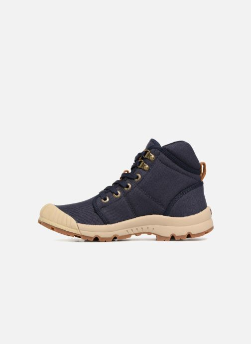 Trainers Aigle Tenere Light W Blue front view