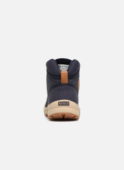 Trainers Aigle Tenere Light W Blue view from the right