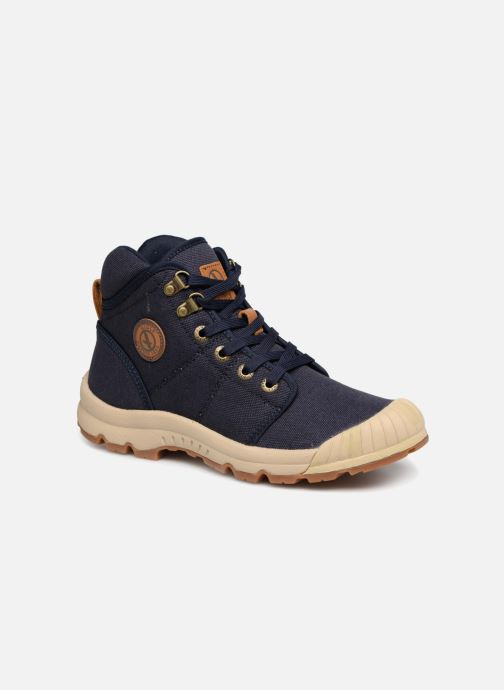 Trainers Aigle Tenere Light W Blue detailed view/ Pair view
