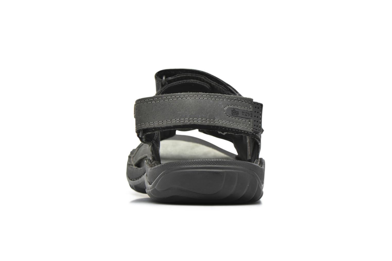 Sandales et nu-pieds TBS Easy Walk Carway Noir vue droite