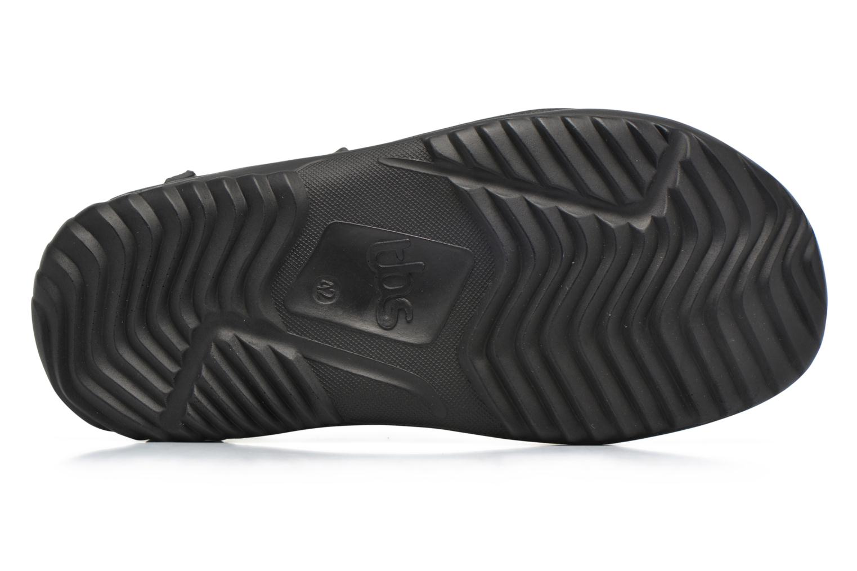 Sandales et nu-pieds TBS Easy Walk Carway Noir vue haut
