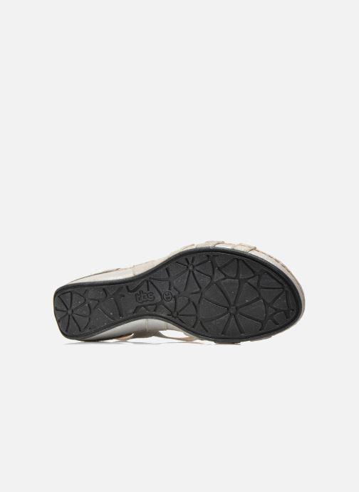 Sandales et nu-pieds TBS Easy Walk Vladia Beige vue haut