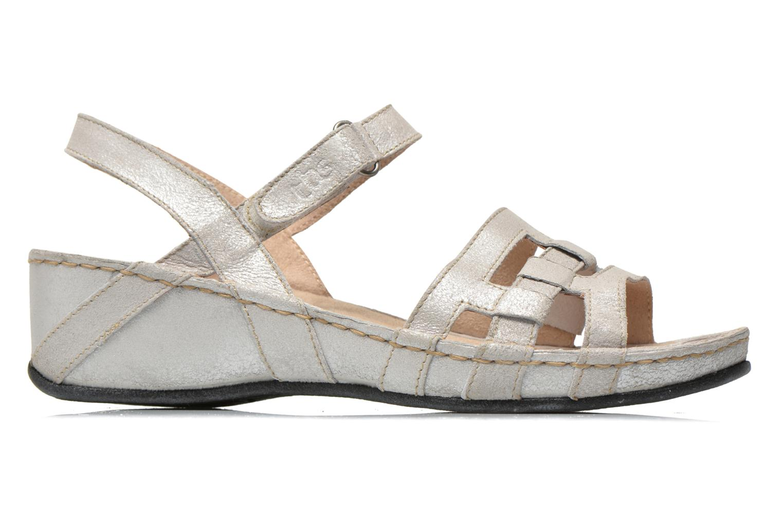 Sandales et nu-pieds TBS Easy Walk Vladia Beige vue derrière
