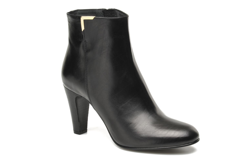 Bottines et boots Jonak Dux Noir vue détail/paire