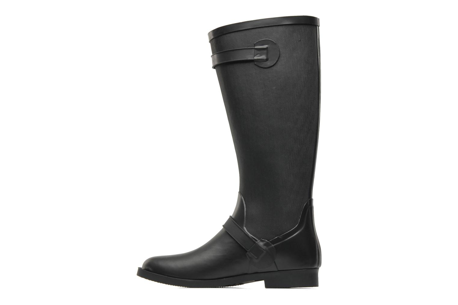 Bottes Be Only Kimi Noir vue face