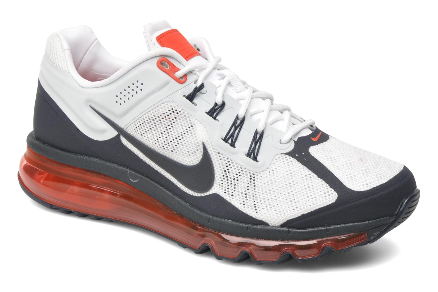 ec0aca8436fc ... Sport shoes Nike Nike Air Max 2013 Ext White detailed view Pair view ...