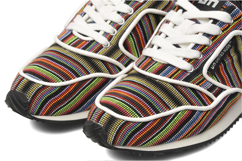 Sneakers United Nude Runner Multicolore immagine 3/4