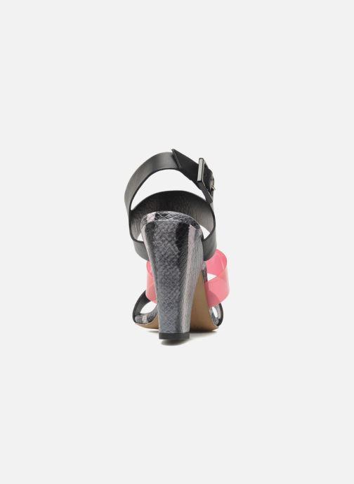 Sandales et nu-pieds Serafini Nora Multicolore vue droite