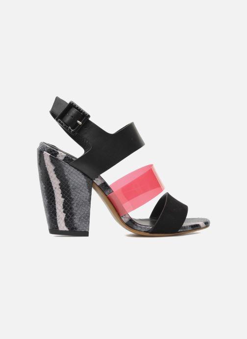 Sandales et nu-pieds Serafini Nora Multicolore vue derrière